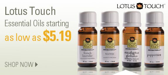 Lotus Touch Essential Oils