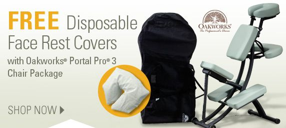 Oakworks Portal Pro 3 With 100 Free Face Rest Covers