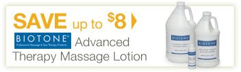 BIOTONE Advanced Therapy Lotion