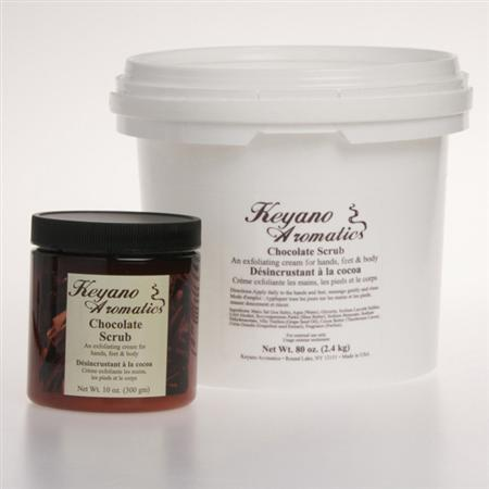 Keyano Chocolate Scrub
