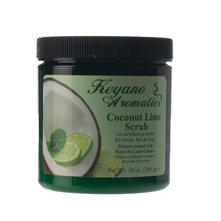 Keyano Coconut Lime Body Scrub