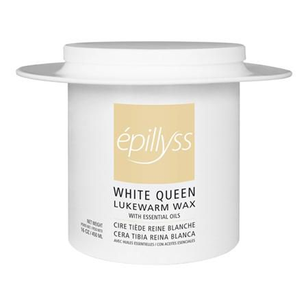 Epillyss White Queen Lukewarm Wax 16Oz
