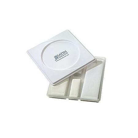 Satin Smooth Waxing Strips Tray