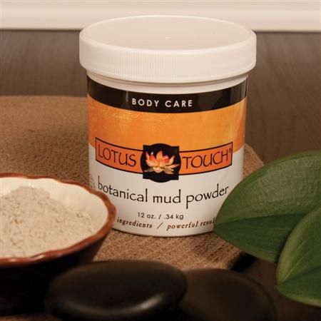 Lotus Touch Botanical Mud Powder