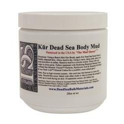 Kur Dead Sea Body Mud 26 oz Scented
