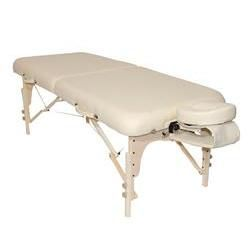 Custom CraftWorks Heritage Massage Table
