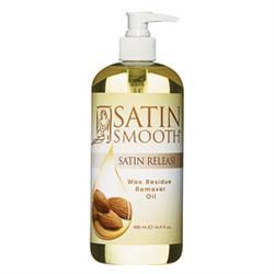 Satin Smooth Wax Residue Remover Oil 16.9 oz