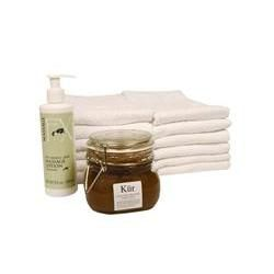 Kur Sugar Scrub Treament Package