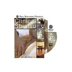 Clinical Shiatsu Dvd By John Hickey