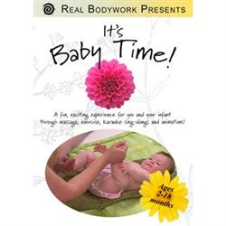 It's Baby Time - Infant Massage Dvd