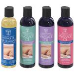 Master Massage Oil Set Of 4