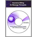 Insurance Billing Cd For Massage Therapists
