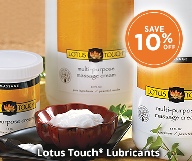 10% OFF Lotus Touch Lubricants