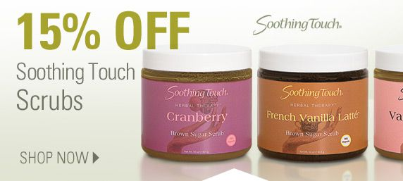 Soothing Touch Scrubs