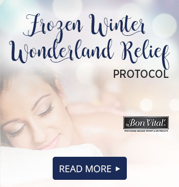 Bon Vital Frozen Winter Wonderland Relief Protocol