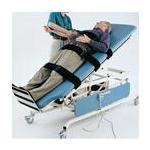 Tilt Table - Electric and Manual Adjustable Medical Therapy Tilt Table