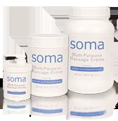 Soma Silk Massage Creme