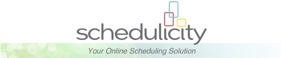 Schedulicity - Your Online Solution