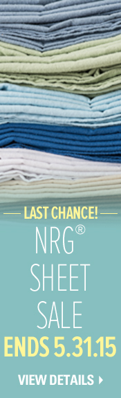 NRG Fall Sheet Sets Sale