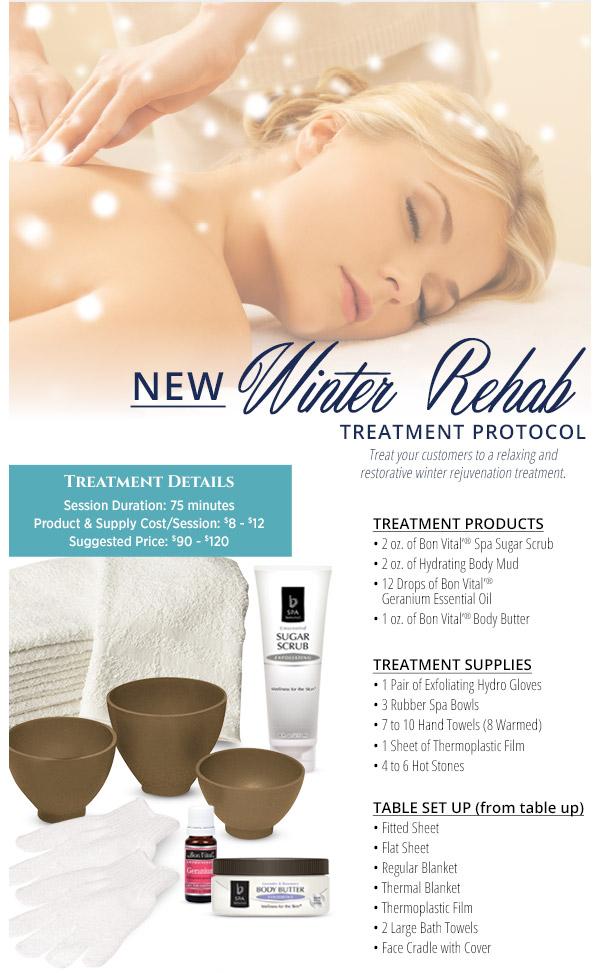 Winter Rehab