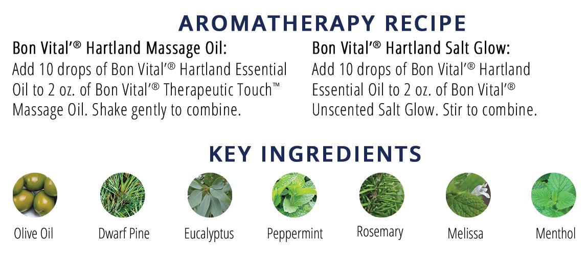Aromatherapy Recipe and Key Ingredients