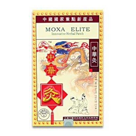Moxa Elite Herbal Patch Box Of 2