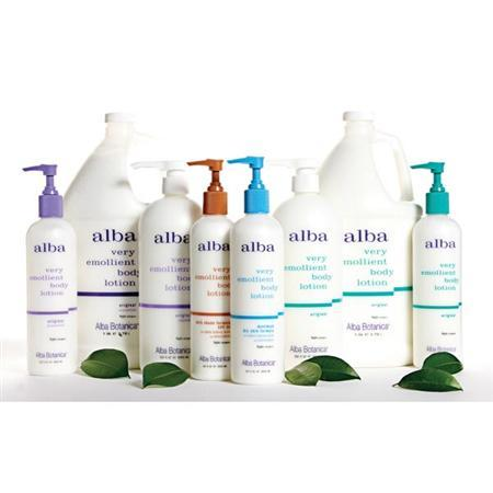 Alba V E Body Lotion