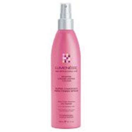 Lumenèsse Super Charged Firm Finish Spray 10.1oz - Age-Defying Colour Hair Care