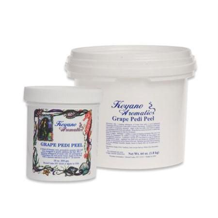Keyano Grape Pedi Peel
