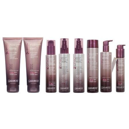 Giovanni 2Chic Brazilian Keratin & Argan Oil Products