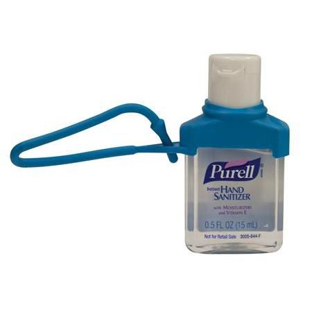 Pocket-Sized Purelle Sanitizer