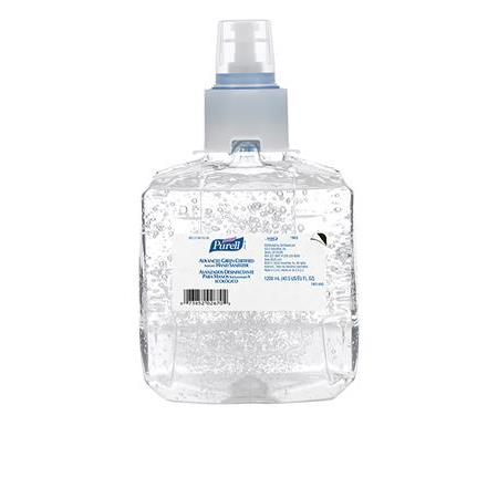 Purell® Advanced Green Certified Instant Hand Sanitizer - 1200 mL Refill
