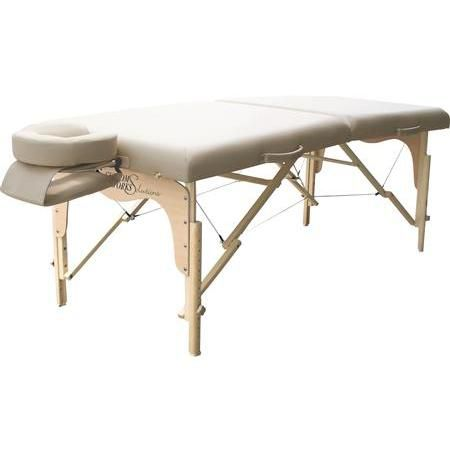 Simplicity Portable Massage Table Burgundy
