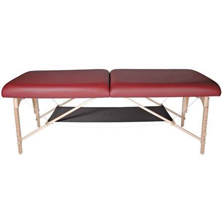 custom craftworks athena massage table view all custom. Black Bedroom Furniture Sets. Home Design Ideas