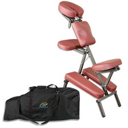 Nrg grasshopper portable massage chair package on sale - Portable reflexology chair ...