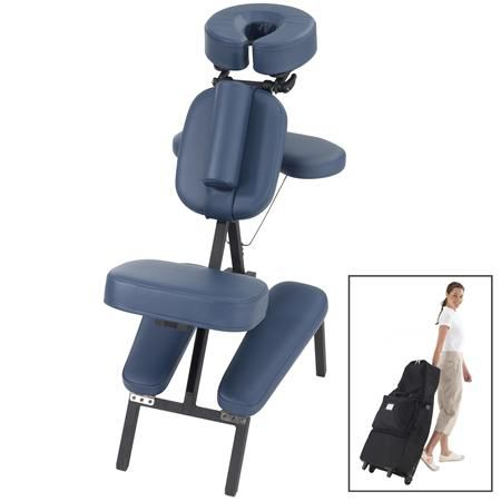 Mhp Professional Portable Chair, Royal B
