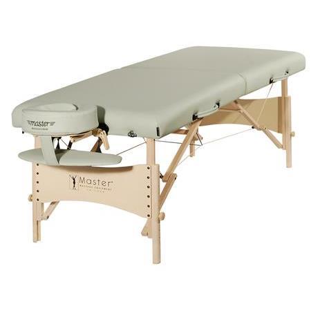 Buy master massage equipment paradise pro portable massage table online - Massage table professional ...