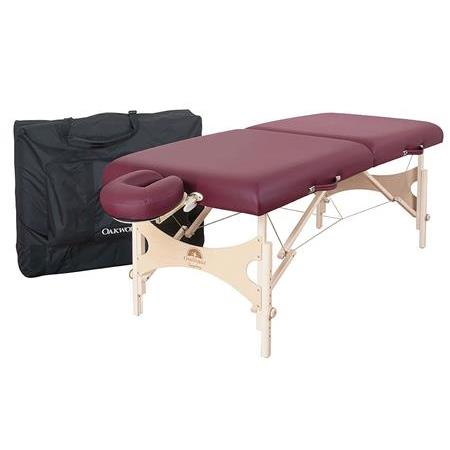 Oakworks Symphony Massage Table Package