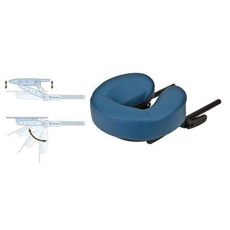 Earthlite Deluxe Adj Headrest W/ Face Pillow