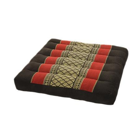 Thai Massage Kneeling Mat Tan/Chocolate