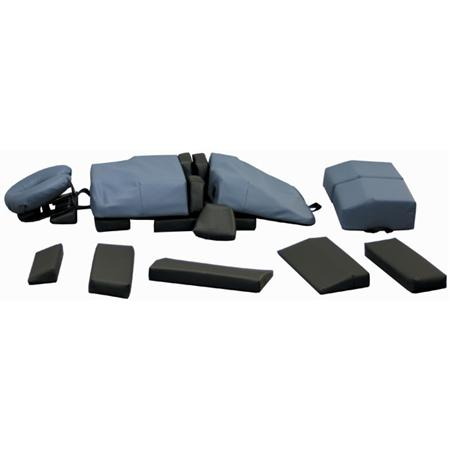 Body Cushion Adjuster Caddy Set