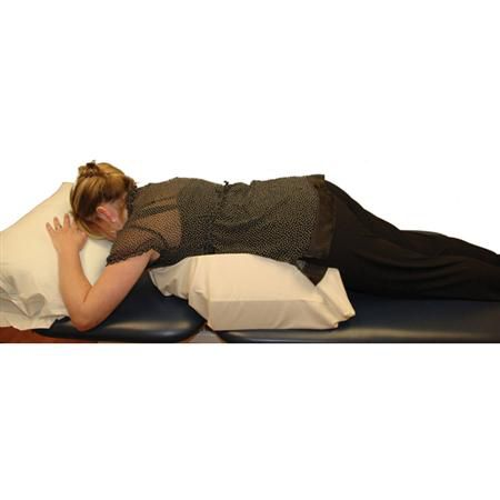 The Sophie Prone Pregnancy Cushion Home Version