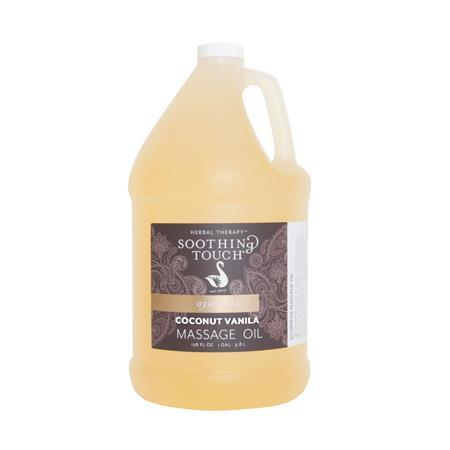 Coconut Vanilla Massage Oil 1 Gal