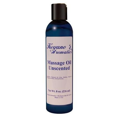 Keyano Unscented Massage Oil
