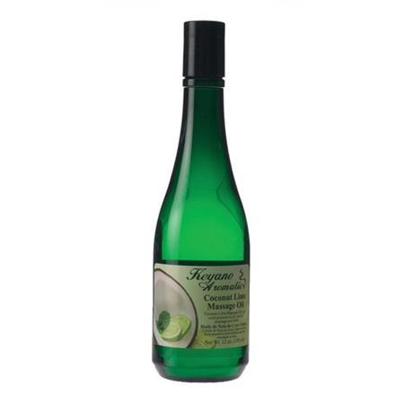 Keyano Coconut Lime Massage Oil
