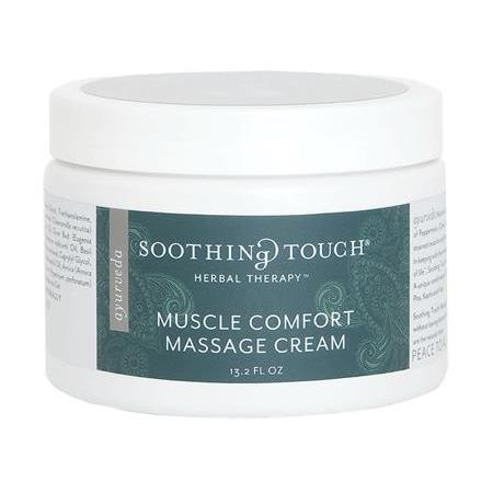 Soothing Touch Massage Cream Muscle Comfort 13.2Oz