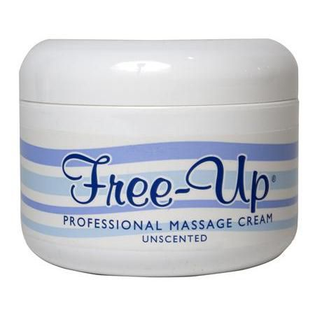 Free-Up Massage Cream Unscented