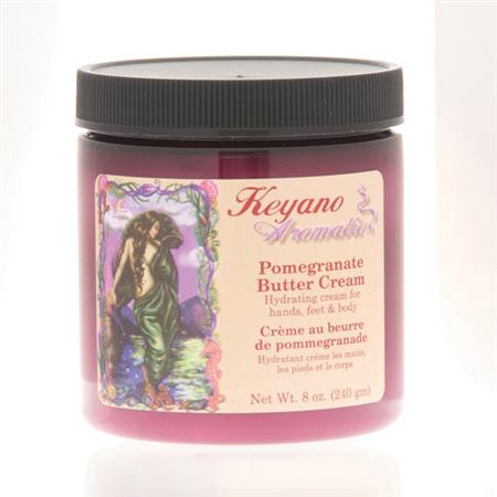 Keyano Pomegranate Butter Cream 8 Oz