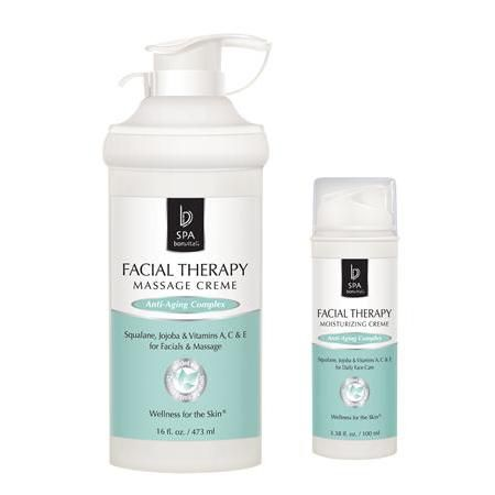 Bon Vital Facial Therapy Massage Creme