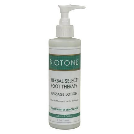 BIOTONE® Herbal Select® Foot Lotion 8 oz